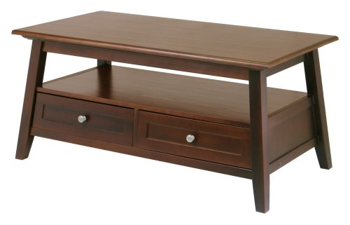Winsome Wood Angolo Coffee Table