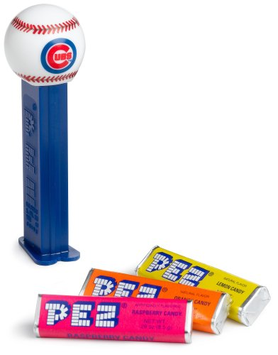 Cubs PEZ Dispenser