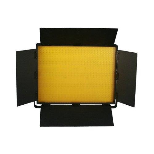 Ephoto Powerful 1200 Led Dimmable Video Light Panel 24V Dc, 110V-230V Cn1200H