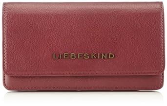 Liebeskind Berlin Slambvintg Wallet,Ruby Red,One Size