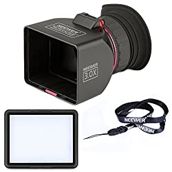 Neewer Perfect Foldable 3-inch LCD Viewfinder for DSLR Cameras
