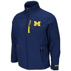 Michigan Wolverines NCAA 2013 Yukon Premium Jacket - Blue by Unknown