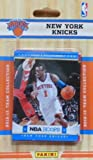 New York Knicks Brand New 2012 / 2013 Hoops Basketball Factory Sealed 10 Card Team Set with Amare Stoudemire, Carmelo Anthony, Jeremy Lin, Landry Fields, Tyson Chandler, Steve Novak, Mike Woodson, Iman Shumpert, Steve Novak and Josh Harrellson.
