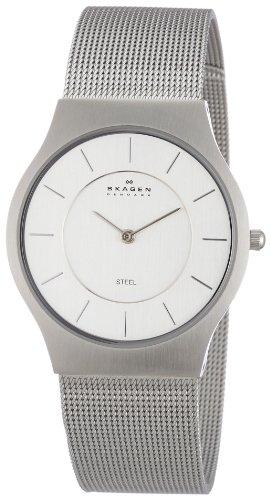 Skagen 233LSS Gents Watch with Stainless Steel Bracelet