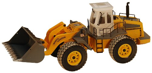 Hobby Engine 1:14 Scale Wheeled Loader Construction Vehicle Radio Controlled