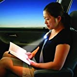 Book Light Lamp Seatbelt Led Reading Lightby Light