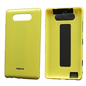 Emrse TM Genuine Battery Door / Back Panel For Nokia Lumia 820 - Green