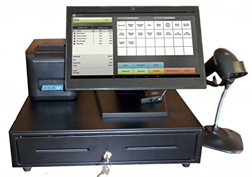 Complete Retail Point of Sale POS System with 14