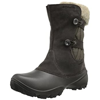 Columbia keeps you warm and stylish in this charming cold-weather boot.