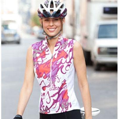 Buy Low Price Terry 2012 Women's Breakaway Mesh Sleeveless Cycling Jersey – 630086 (B0081K3IF0)