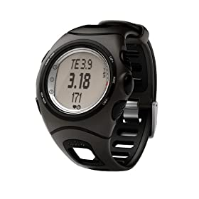 Suunto t6c Heart Rate Monitor and Fitness Trainer Watch (Black)