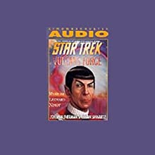 Star Trek: Vulcan's Forge (Adapted)  by Josepha Sherman, Susan Shwartz Narrated by Leonard Nimoy