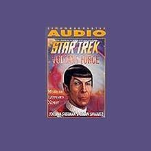 Star Trek: Vulcan's Forge (Adapted) Audiobook by Josepha Sherman, Susan Shwartz Narrated by Leonard Nimoy
