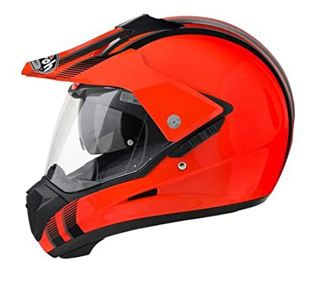 Airoh casque de moto s5LI32 s5, orange