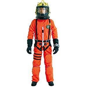 """.com: Doctor Who 5"""" Action Figure - Doctor in Spacesuit: Toys & Games"""