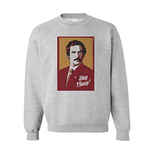Will Ferrell Stay Classy XXL Unisex Sweater