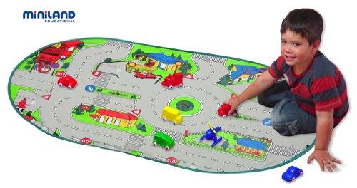 Miniland Traffic Mat front-651973