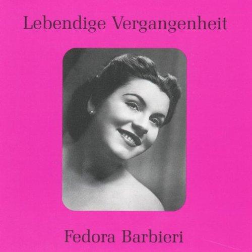 Legendary Voices: Fedora Barbieri