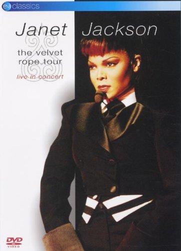 The Velvet Rope Tour [DVD] [2006]