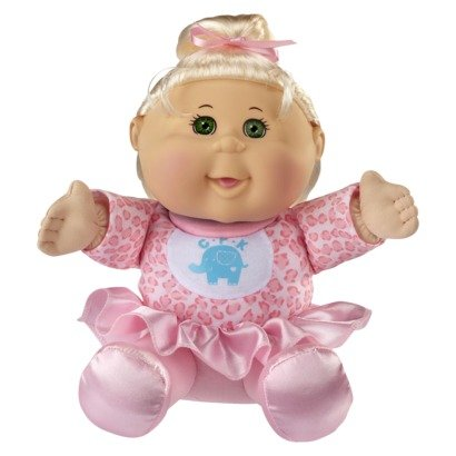 Dollysand Sittin Pretty Cabbage Patch Kids Exclusive