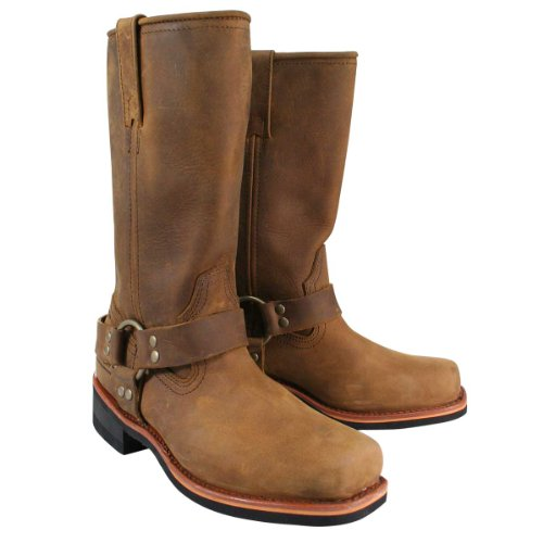 Creative 25 Amazing Brown Motorcycle Boots Women | Sobatapk.com