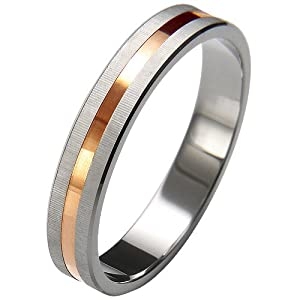 Trauringe Liebe hoch zwei 0405091021B5 Men's  Ring
