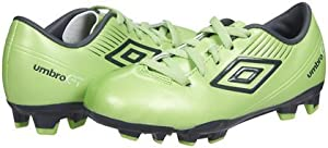 Umbro GT2 Cup FG Jnr - Summer Green/Carbon/White-3
