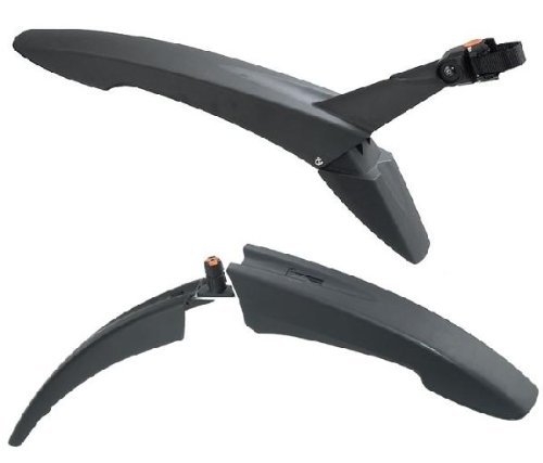 Topeak Defender FX front/rear fender set, black