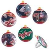 Christmas Story Cupcake Rings