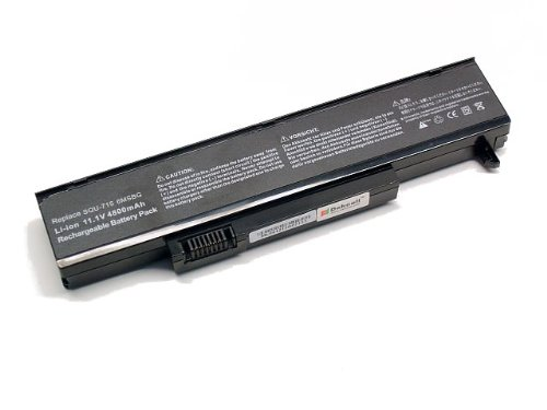 Replacement Battery for Gateway SQU-715 squ-720