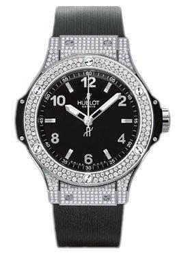 Hublot Big Bang Stainless Steel Watch