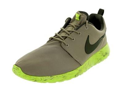 "Nike Rosherun QS ""Marble Pack"" Mens Running Shoes 633054-200 Bamboo 8.5 M US"