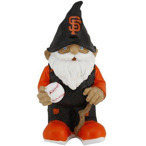 MLB San Francisco Giants Baseball Garden Gnome