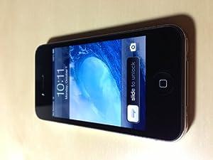 Apple iPhone 4S 32GB Black - Unlocked