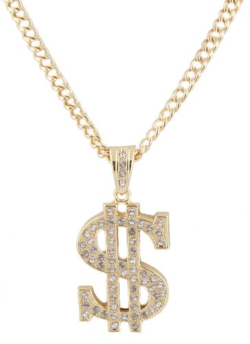 Gold Money Chain Png