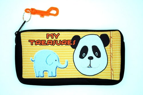 Kidzies Treasure Bagz, Safari front-730888