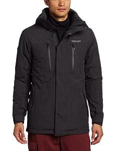 Marmot Men's Hampton Insulated Synthetic Jacket - Black, Small (Old Version)