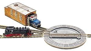 Fleischmann 6050 Model Track Turntable MANual