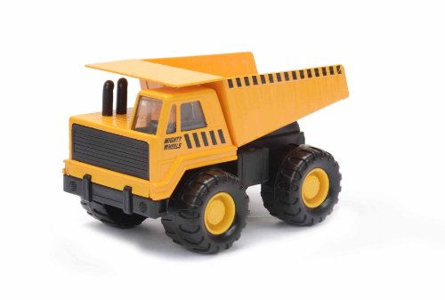 "Mighty Wheels 7"" Dump Truck - 1"