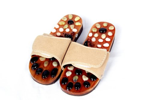 healthpanion-1-pair-of-reflexology-natural-stone-massage-slippers-promote-blood-circulation-and-impr