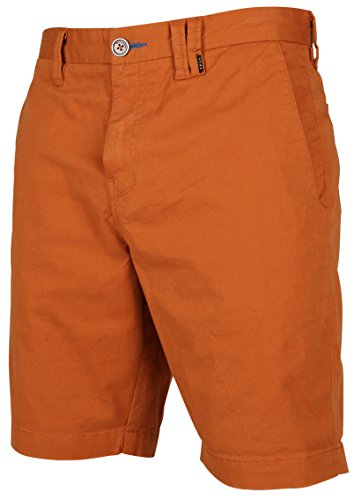 Billabong, Pantaloni corti Uomo New Order, Marrone (Caramel), 32
