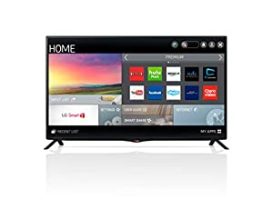LG Electronics 40UB8000 40-Inch 4K Ultra HD 120Hz LED TV