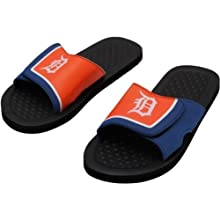 Detroit Tigers 2014 Adult MLB Shower Slide Flip Flop Sandals