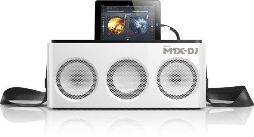 <p>Philips audio sistema m1x dj bluetooth del bluetooth de la manzana, m</p>