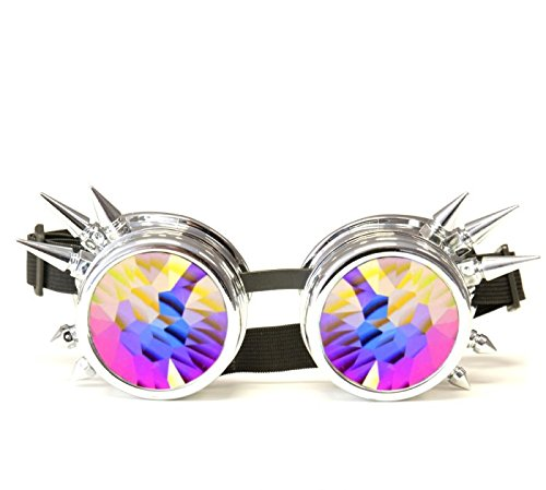 GloFX-Chrome-Spike-Steampunk-Dieselpunk-Rave-Kaleidoscope-Goggles
