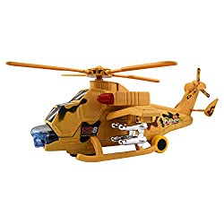 GreenGold Battery Operated Transformer Helicopter