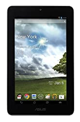 Asus MeMo Pad ME172V 7-inch Tablet (Grey) - (Via WM8950 1GHz Processor, 1GB RAM, 16GB Storage, WLAN, Webcam, Android 4.1)