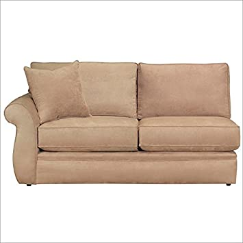 Broyhill Veronica Left Arm Facing Loveseat, Wheat