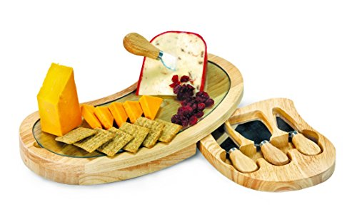 picnic-plus-wood-and-glass-seville-cheese-board-w-serving-tools