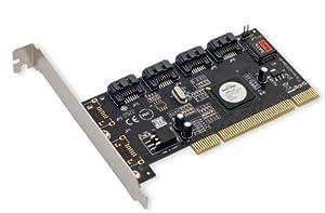 Syba SATA II 4 x PCI RAID Host Controller Card  SY-PCI40010